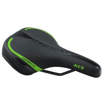 Седло KLS Comfortline Green